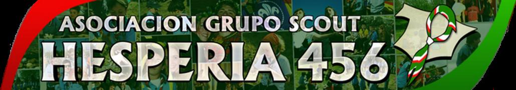 Asociación Grupo Scout Hesperia 456